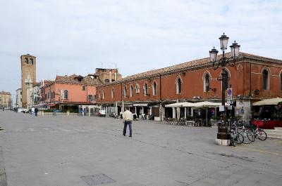 Chioggia, Corso del Popolo (foto di Mario Fletzer)