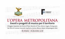 L'Opera metropolitana