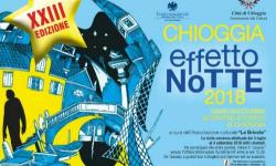 Chioggia effetto notte - edizione 2018