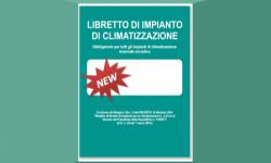 Nuovi modelli di libretto di impianto per la climatizzazione