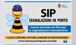 App SiP Segnalazioni in Porto