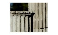 particolare di un reperto archeologico esposto al Museo di Altino (foto: Mario Fletzer)