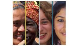 donne di varie nazionalità