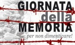 27 gennaio giorno della Memoria dell'Olocausto