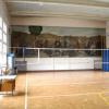 La palestra del Liceo classico Franchetti