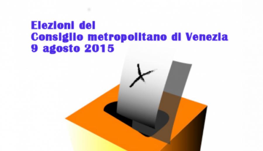 Al via le elezioni del Consiglio metropolitano