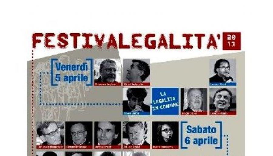 Festival della legalità a Mestre