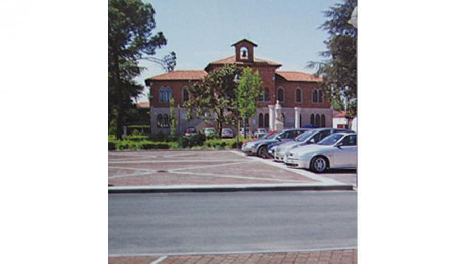 Cona, il municipio (da www.comune.cona.ve.it(