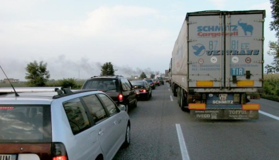 traffico stradale (foto: M. Fletzer)