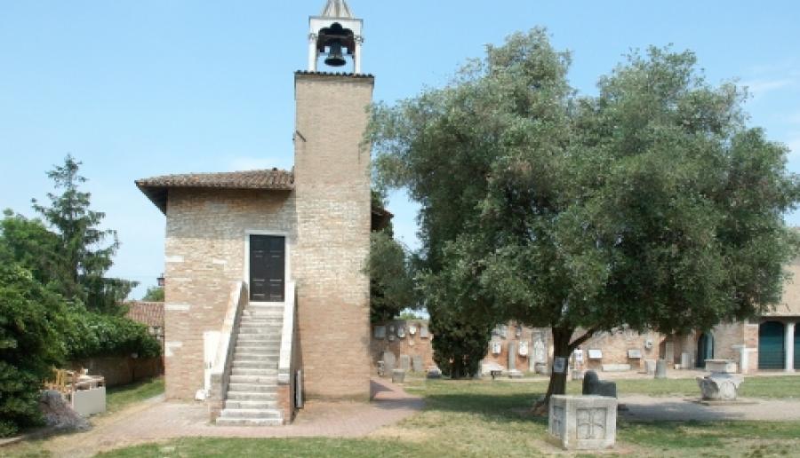 reperti e testimonianze al Museo provinciale di Torcello