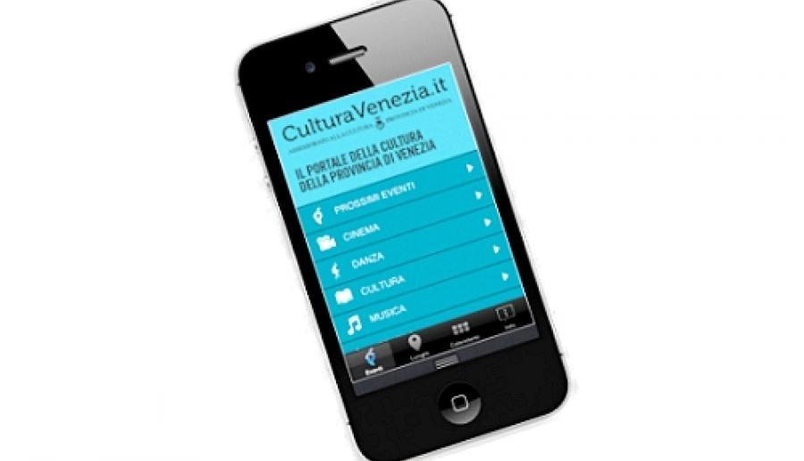 l'app CulturaVenezia.it