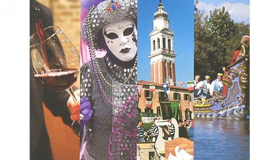 particolare dalla copertina di Feste in piazza 2012