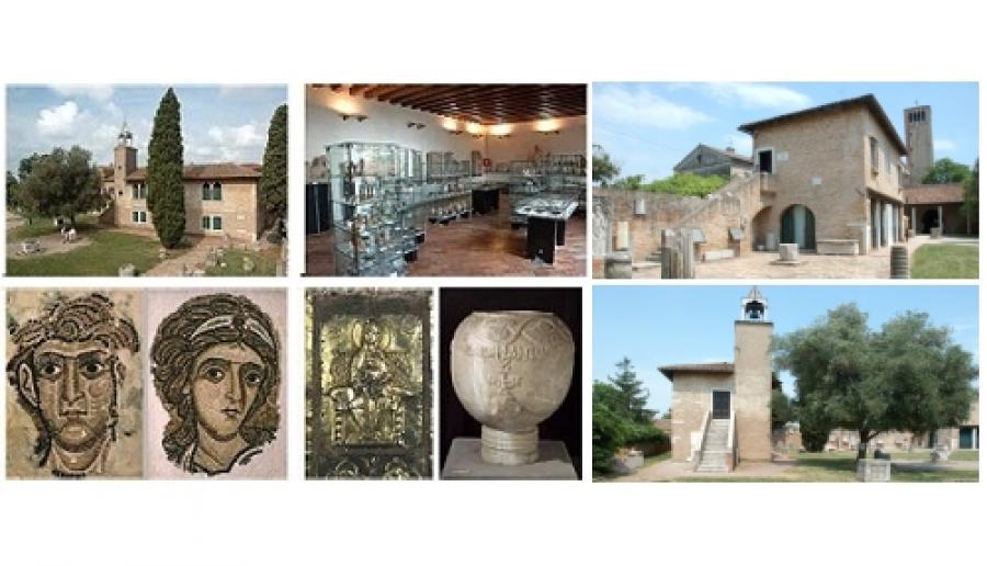 Museo provinciale di Torcello: esterni e sale espositive