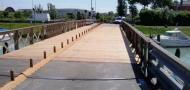 il ponte Saetta a Caorle